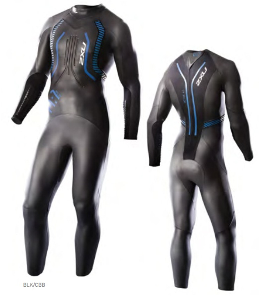 2XU - A:1 Active Wetsuit - Ex-Rental Two Hire - Men's