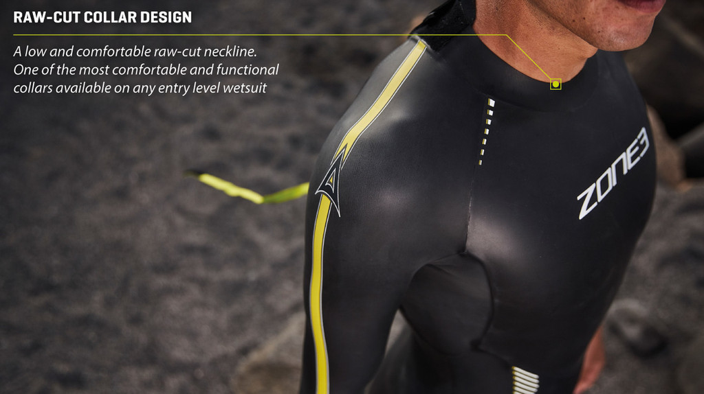 Zone3 - Advance Wetsuit - Men's - 2018 - Ex-Rental 2 Hire