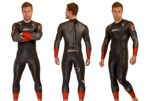 Zone3 Men's Aspire Wetsuit -  Ex Rental - One Hire -  Small Only