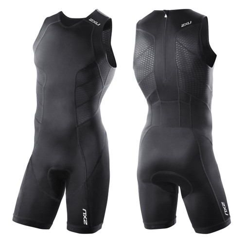 2XU - Perform Trisuit With Rear Zip - Men's  - Small and XL Only