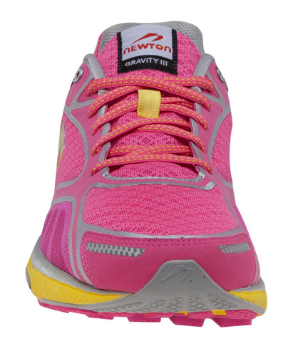 Newton Women's Gravity III - Pink / Yellow 4.5 Only