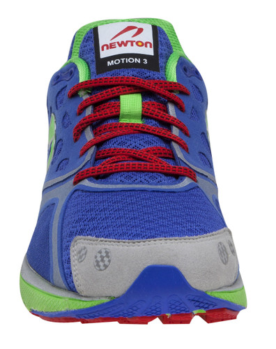 Newton Men's Motion III - Blue / Lime  UK 8 & 11.5 Only