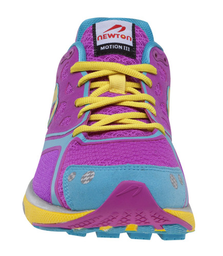 Newton Women's Motion III - Orchid / Yellow  UK 7.5 Only