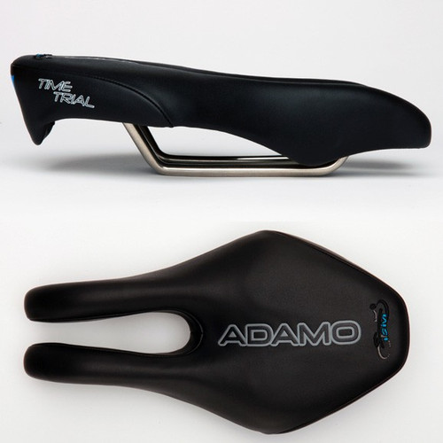 ISM Time Trial Comfort Saddle - Black