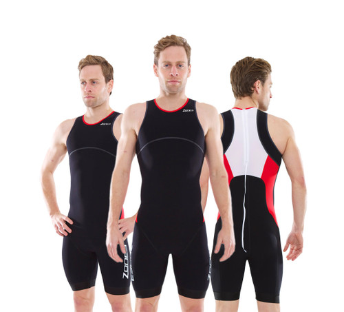 Zone 3 Mens Aeroforce Elite Tri Suit- Size L Only