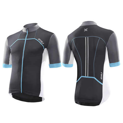 2XU - Men's Elite X Cycle Jersey