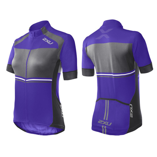 2XU - Women's Sub Cycle Jersey