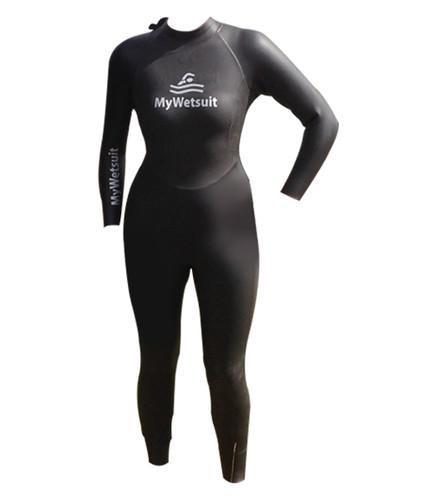 MyWetsuit Women's Wetsuit - Ex Rental One Hire