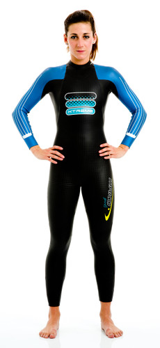 Mako Women's eXtreme Ex Rental Wetsuit - One Hire