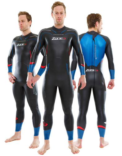 Zone 3 Mens Vision Wetsuit Ex Rental- Two Hire - Small Only