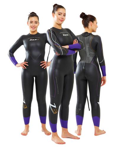 Zone3 - Women's Vanquish Wetsuit