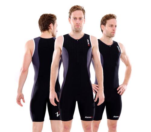 Zone3 - Men's Aquaflo Plus  Trisuit