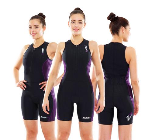 Zone3 - Women's Aquaflo Plus Trisuit - XS Only
