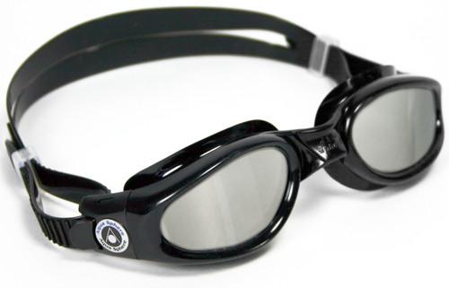 Aqua Sphere - Kaiman Goggles - Black/ Mirror