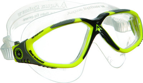Aqua Sphere - Vista Goggles - Clear Lens - 2 Colours