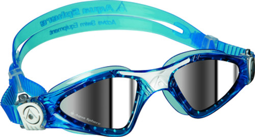Aqua Sphere - Kayenne Goggle - Small Fit - Mirrored Lens