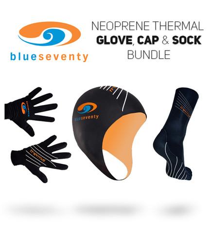 BlueSeventy - Thermal Neoprene Open Water Swim Bundle