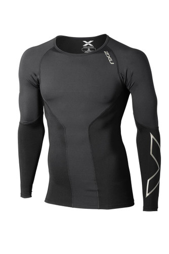 2XU - Elite Compression L/S Top - Men's