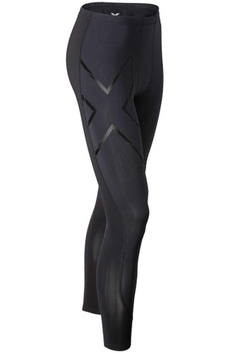 2XU - Men's Elite MCS Compression Tights - Black/ Nero