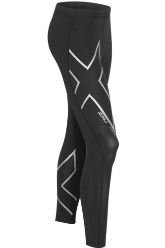 2XU - Hyoptik Thermal Compression Reflective Tights - Men's