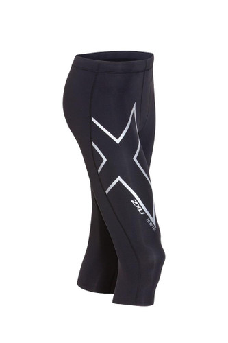 2XU - Hyoptik Reflective Compression 3/4 Tights - Men's