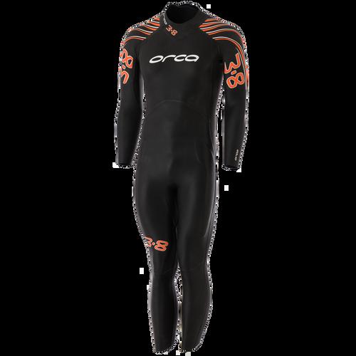 Orca - 3.8 Enduro Wetsuit - Men's Ex Rental - One Hire