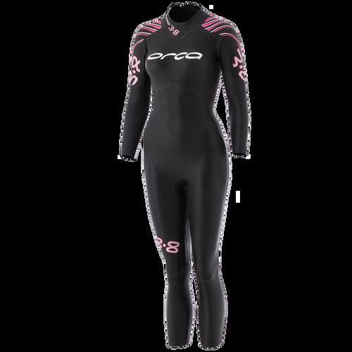 Orca - 3.8 Enduro Wetsuit - Women's