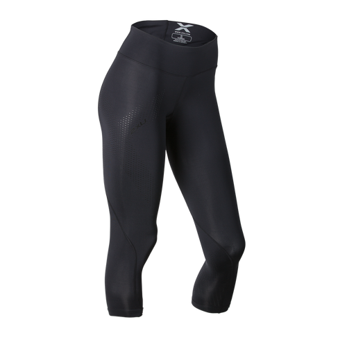2XU - Women's Mid Rise 7/8 Compression Tights