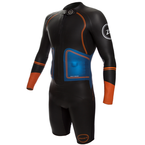 Zone3 - Evolution Unisex SwimRun Shorty Wetsuit - XXL Only