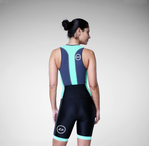 Zone3 - Women's Aquaflo Plus Trisuit
