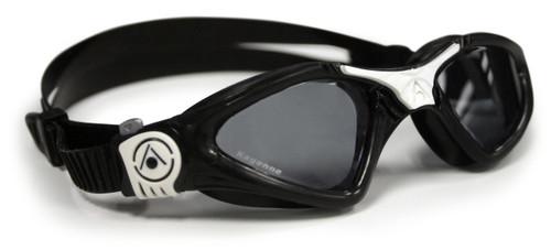 Aqua Sphere - Kayenne Goggle Small - Black/White - Dark