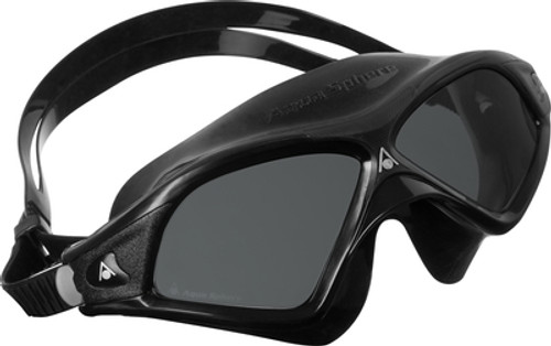 Aqua Sphere - Seal XP2 Goggles - Smoke Lens - Black/ Black