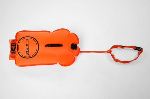 Zone3 - Swim Safety Buoy & Dry Bag 28L - Orange or Pink