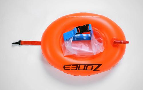 Zone3 - Swim Safety Buoy/Dry Bag Donut
