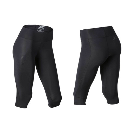 2XU - Women's Mid-Rise Compression 3/4 Tight