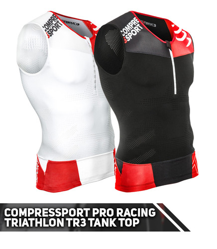 Compressport - TR3 Tank Top