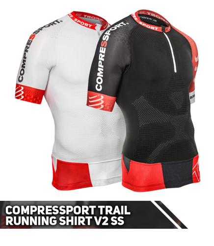 Compressport - Trail Running Shirt V2 Short Sleeve