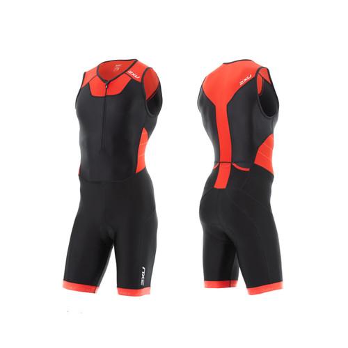 2XU - X-Vent Front Zip Trisuit - Men's