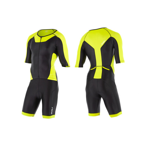 2XU - X-Vent Full Zip Trisuit - Men's - 2017
