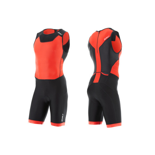 2XU - X-Vent Rear Zip Trisuit - Men's