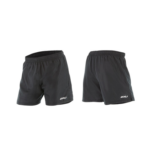 "2XU - Active Run Short 5"" - Men's - 2017"