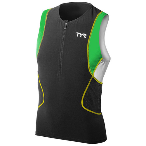 TYR Men's Competitor Singlet SCMX6A