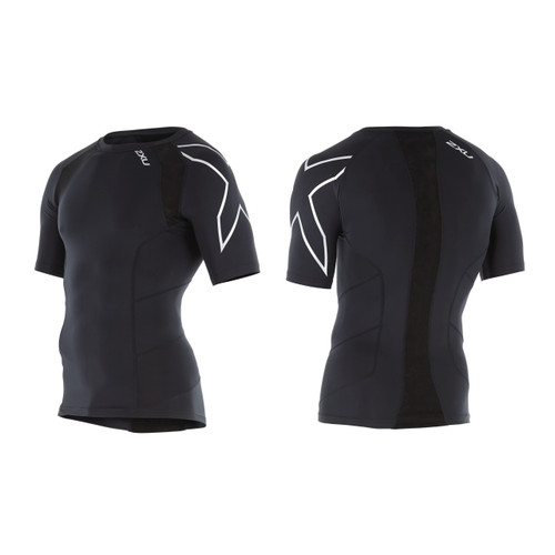 2XU - Men's Compression Short Sleeve Top - AW17