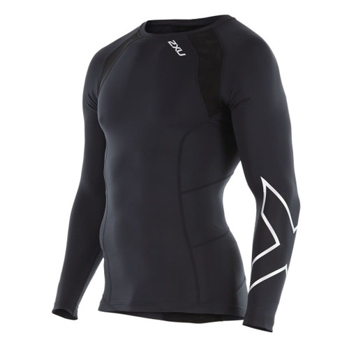 2XU - Men's Compression Long Sleeve Top - AW17