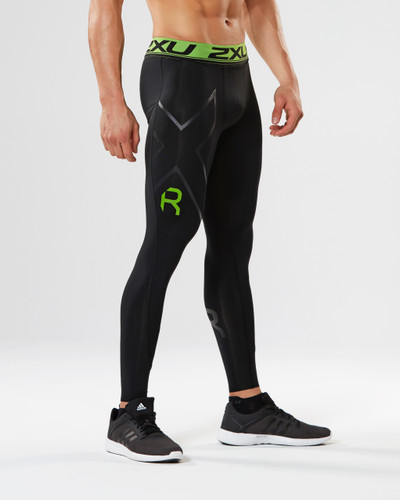 2XU - Men's REFRESH Recovery Compression Tights - AW17