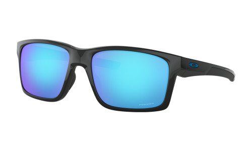Oakley - Mainlink - Polished Black with Prizm Sapphire