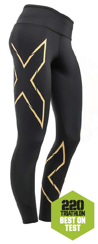 2XU - Women's MCS Run Compression Tights - 2018