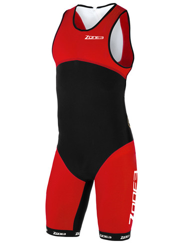Zone3 - Aeroforce Sub 220 Reverse Zip - ITU Design - Men's 2017