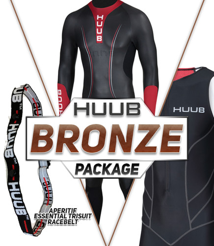 HUUB Triathlon Bronze Package