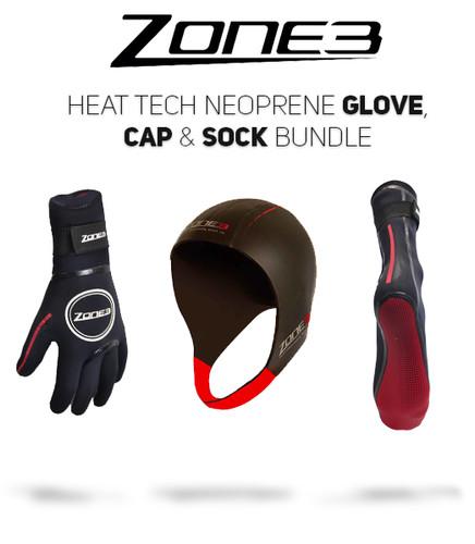 Zone3 - Heat Tech Neoprene Bundle